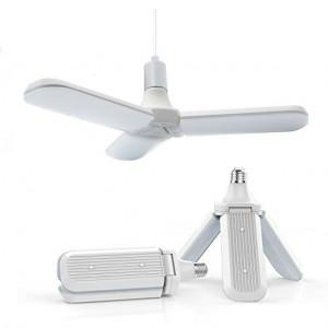 Fan Blade LED Foldable Energy Saving Light Bulb