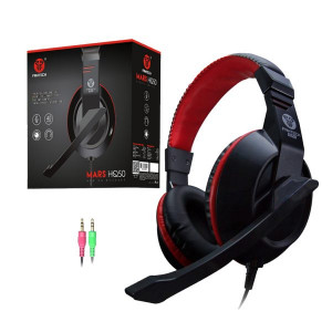 Fantech HQ50 Wired Black Gaming Headphone