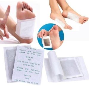 Kinoki Detox Foot Organic Herbal Cleansing 10 Pads
