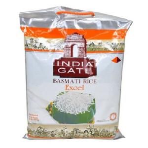 Excel India Basmati White Rice -5 Kg