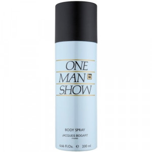 Jacques Bogart One Man Show Deodorant Body Spray 200 ml