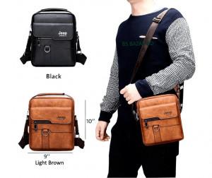 Jeep Crossbody Men's Shoulder Bag