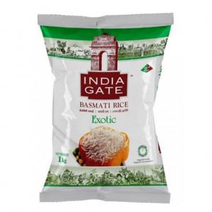 Exotic Indian Basmati White Rice 1kg