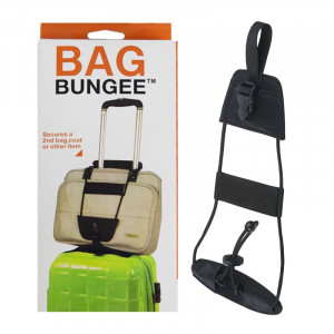 Bag Bungee Flexible Traveling Adjustable Belt Strap