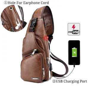 USB Charging Travel Bag-C: 0304