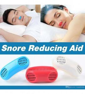 2 In 1 Anti Snoring  Air Purifier - C: 0301