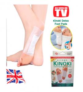 Kinoki Detox - ফুট প্যাড-C: 0314