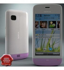 Nokia  C5.03  Old Is Gold-C: 0307