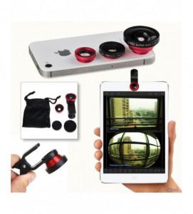3 In 1 Universal Selfie Clip Lens-C: 0130