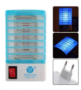 Electronic Mosquito Killing Lamp-C: 0102