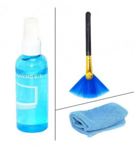 3 In 1 Lcd Screen Cleaning Kit Liquid-C: 0013