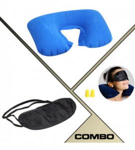 3 In 1 - Travel Pillow - C: 0058