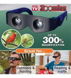 Zoomies 400% Magnification Binocular-C: 0099