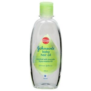 Johnsons Baby Hair Oil (100 ml) India