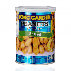 Tong Garden Salted Peanuts Can - 150gm