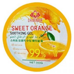 DRMEINAIER Sweet Orange 99% Soothing Gel 300g