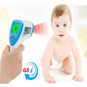 Digital LCD Body Non-Contact IR Infrared Thermometer