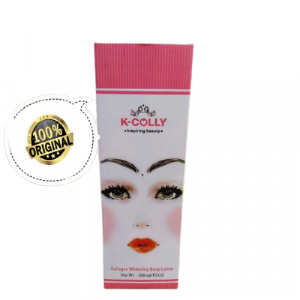 K Colly Inspiring Beauty Collagen Whitening Body Lotion
