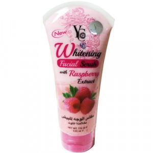 YC Whitening Facial Scrub with Raspberry Extract - 175ml