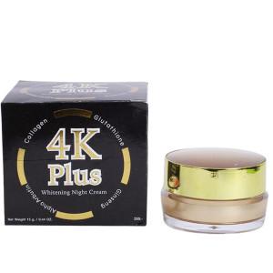 4K Plus Whitening Night Cream 20g Thailand