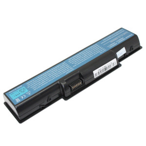 Acer d725 4732 AS09A61 AS09A41 AS09C31 11.1V 4400mAh Black Laptop Battery