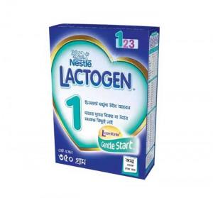 Nestlé Lactogen 1 Infant Formula with Iron BIB – 350gm