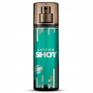 Layer'r Shot Body Spray Royal Jade- 135ml