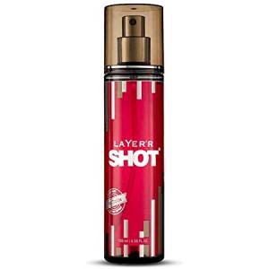 Layer'r Shot Deodorant Red Stallion - 135 ml