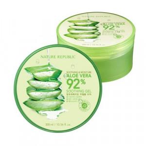 Nature Republic Aloe Vera 92% Soothing Gel