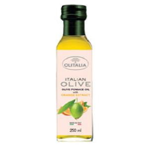 Olitalia Pomace Olive Oil Orange Extract - 250ml