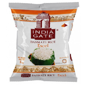 Excel Indian Basmati White Rice 1kg