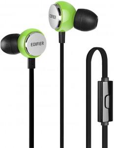 Edifier P293 In-ear Wired Green Earphones