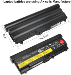 Lenovo ThinkPad T430 T530 T420 T520 T410 T510 Series, PN: OA36302 45N1011 Laptop Battery