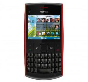 Nokia X2.01 Mobile Phone