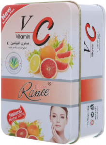Vitamin C Natural Fruits Glycerin Soap 100gm