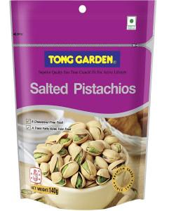 Tong Garden Salted Pistachios Pouch - 140g