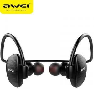 Awei A847BL Wireless Sweat proof Earphone Bluetooth Earbuds