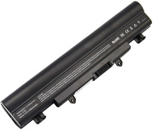 Acer AL14132  Acer E5 E5-511P E5-521 E5-571 11.1 5000 Black Laptop Battery