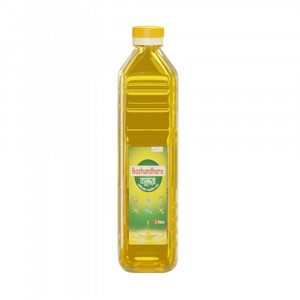 Bashundhara Fortified Soybean Oil 1 Litre