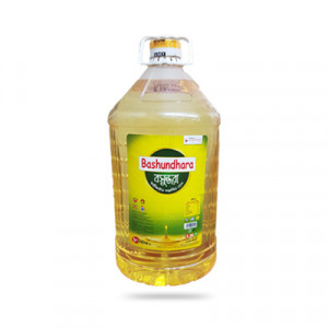Bashundhara Fortified Soybean Oil 8 Litre