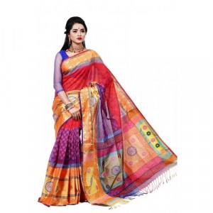 Beautiful Deshi Sharee - 1042