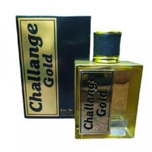 Challange Gold Natural Spray Vaporisateur Eau De Parfum 100ml