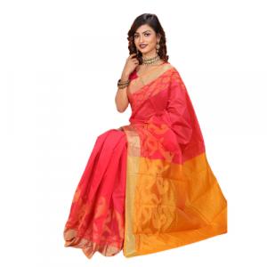 Tangail Soft Silk Boutics Sharee for Women