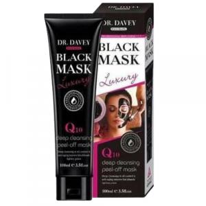 Dr Davey Black Mask