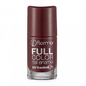 Flormar Full Color Nail Enamel FC66 Cinnamon - 8ml