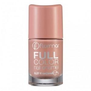 Flormar Full Color Nail Enamel Rose Pumps FC46 - 8ml