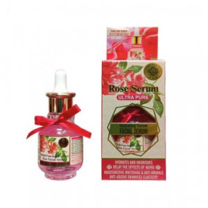 Fruit of the Wokali Ultra Pure Hydrating Facial Rose Serum 40ml