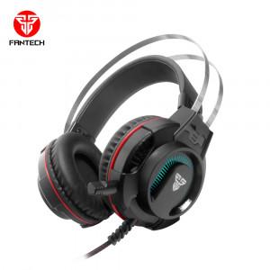 Fantech HG17/HG17s RGB Wired Black Gaming Headphone