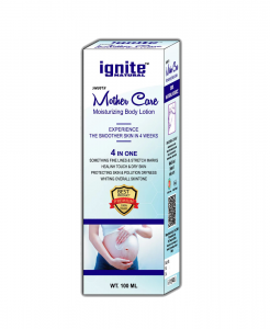 Ignite Natural Smooth Mother Care Moisturizing Body Lotion