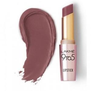 Lakmé 9 To 5 Primer + Matte Lip Color Chocolate Crush